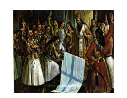 Π. Ήφαιστος, Η Εθνική Ανεξαρτησία ως η κοινή Κοσμοθεωρία όλων των Εθνών και η Ελληνική Επανάσταση του 1821