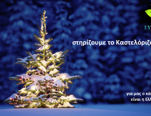 Για εμάς ο κάθε Έλληνας είναι η Ελλάδα όλη.Στήριξη του Καστελλόριζου ΤΩΡΑ!